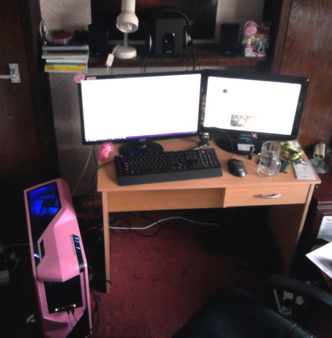 Crunchyroll - Forum - Whats your PC setup? - Page 2